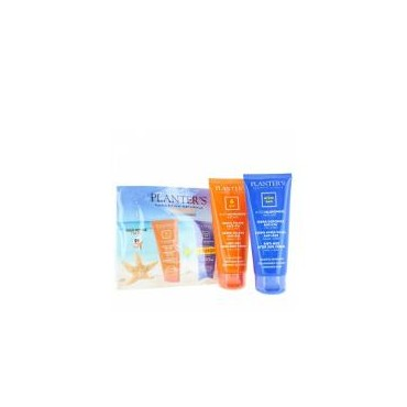 PLANTER'S - Kit Duo Solari SPF6 + Doposole all'Acido Ialuronico 100 ml