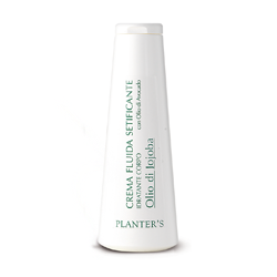 PLANTER'S - Crema fluida setificante corpo all'Olio di Jojoba 200 ml.