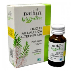 Olio essenziale Tea Tree Oil Igis Nathia 10 ml