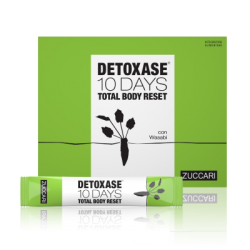 ZUCCARI - Detoxase 10 days Total Body Reset 10x3 g