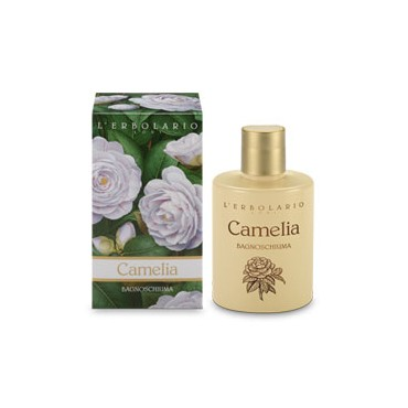 L'ERBOLARIO - Bagnoschiuma Camelia 300 ml