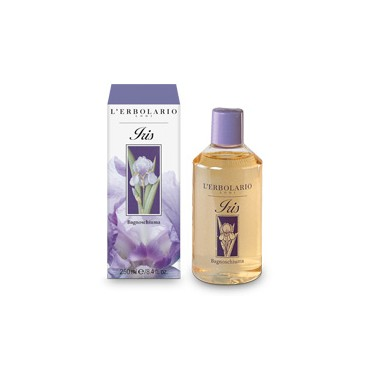 L'ERBOLARIO - Bagnoschiuma all'Iris 250 ml