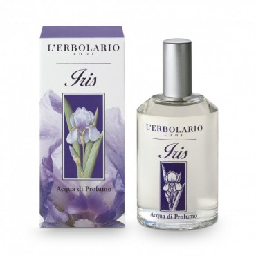 L'ERBOLARIO - Acqua di profumo all'Iris 50 ml.