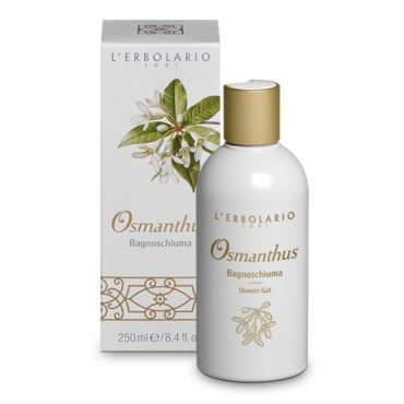 L'ERBOLARIO - Bagnoschiuma Osmanthus 250 ml