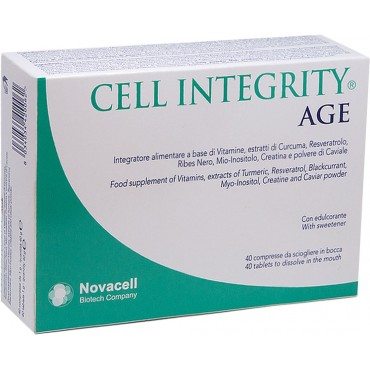 CELL INTEGRITY AGE 40 compresse
