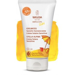 WELEDA - Stella Alpina Crema solare Sensitive SPF 50 50 ml