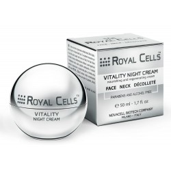 NOVACELL - Royal Cells Vitality Night Cream 50 ml