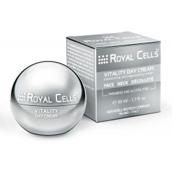 NOVACELL - Royal Cells Vitality Day Cream 50 ml