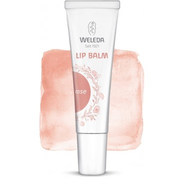WELEDA - Lip Balm Rose 100 ml.