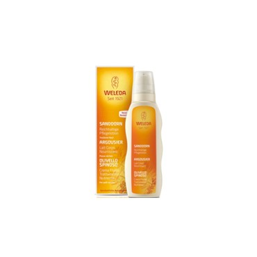 WELEDA - Crema Fluida Nutriente all'Olivello Spinoso 200 ml.