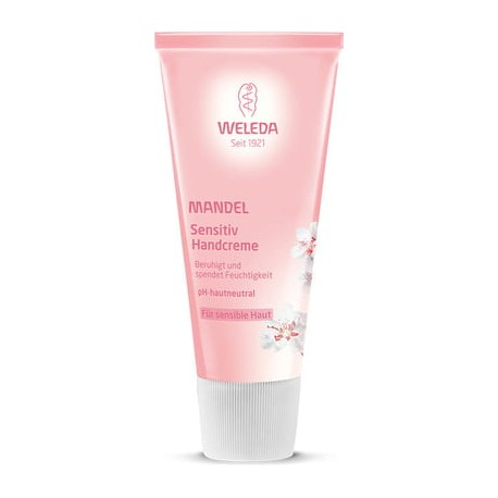 WELEDA - Crema mani Mandorla Sensitive 50 ml