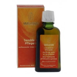 WELEDA - Olio corpo trattante all'Olivello spinoso 100 ml
