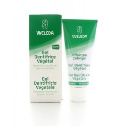 WELEDA - Gel dentifricio vegetale 75 ml.