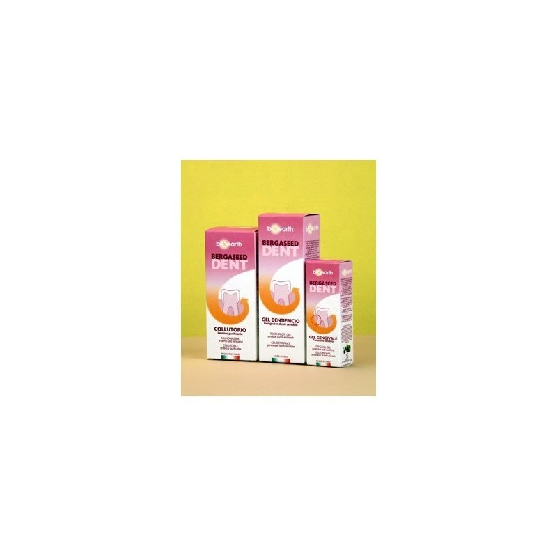 Bergaseed Gel Gengivale 20 ml.