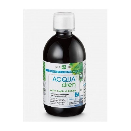 BIOSLINE - AcquaDren 500 ml.