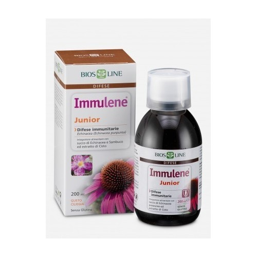 BIOSLINE - Immulene Junior 200 ml